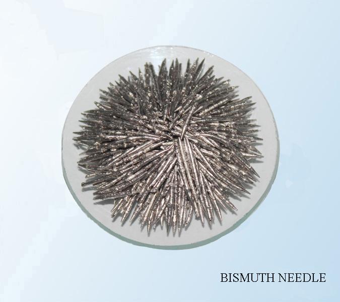 Bismuth Needle
