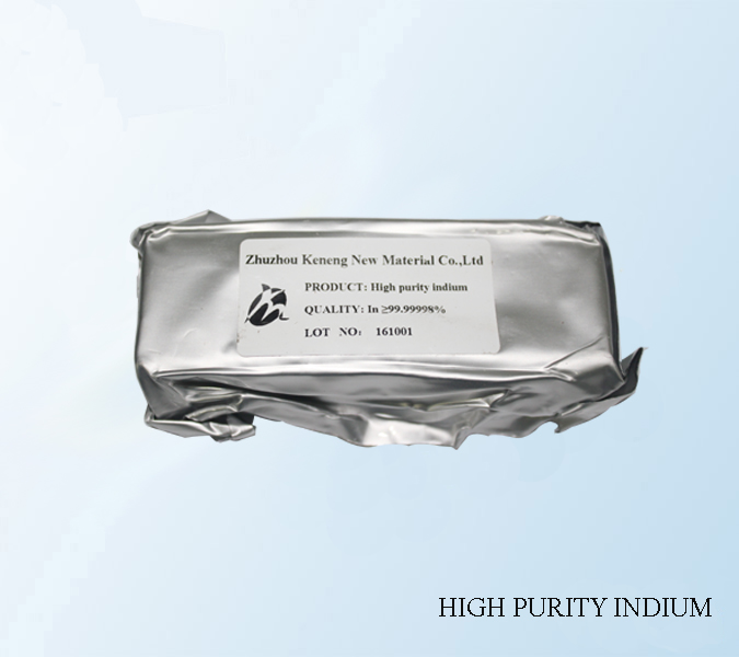 High Purity Indium
