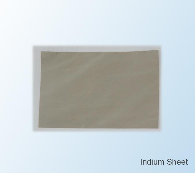 Indium Sheet
