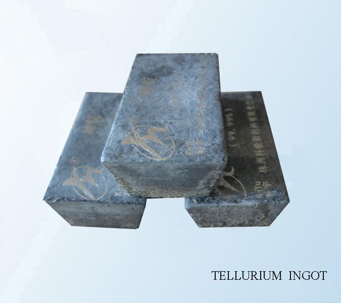 Tellurium Ingot