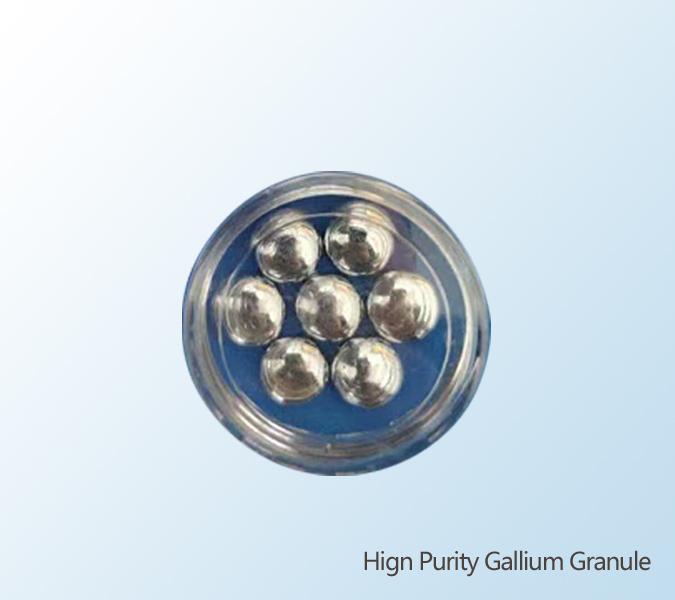 Hign Purity Gallium Granule